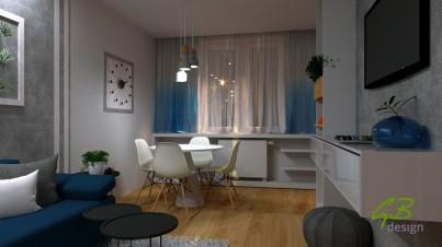 Rekonstrukce vybydleného bytu Pardubice