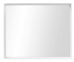 Zrcadlo bílý rám