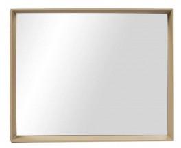 Zrcadlo hnědý rám