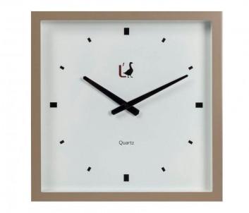 Hravé moderní hodiny na stěnu č.1
