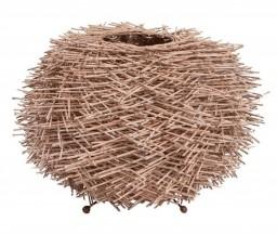 Přírodní lampa Hnízdo