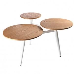 Konferenční stolek Kruhy č.1