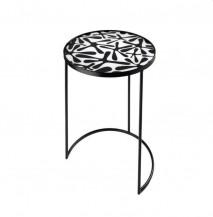Kulatý odkládací stolek  Stopy
