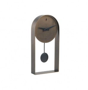 Minimalistické hodiny kulaté č.1