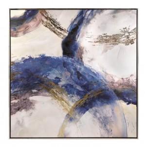 Abstraktní obraz Vesmír č.1