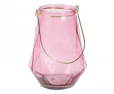 Růžová lucerna Diamond č.1