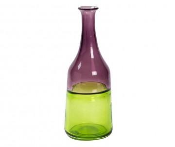 Zeleno purpurová karafa č.1