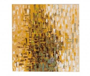 Abstraktní obraz Podzimní nálada II č.1