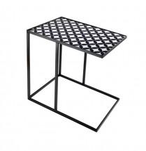 Obdélníkový  odkládací stolek moderní vzor