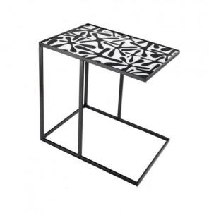 Obdélníkový odkládací stolek Stopy č.1