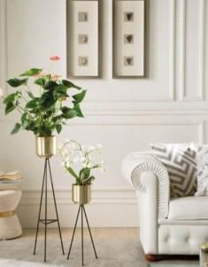 Luxusní stojan na květiny Goldie Grande č.1