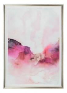 Abstraktní akrylový obraz Rosa Montagna č.1