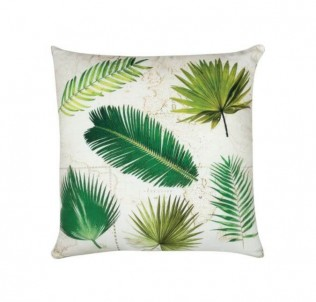 Dekorační polštář Jungle Leaves č.1