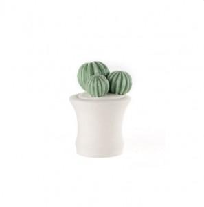 Keramický dekorační kaktus Grusone č.1