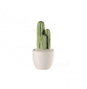 Keramický dekorační kaktus box č.1