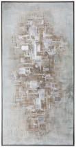 Akrylový obraz Labutí jezero
