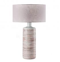 Stolní lampa Rosali pink