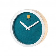 Minimalistické hodiny - Azzurro