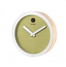 Minimalistické hodiny - Verde