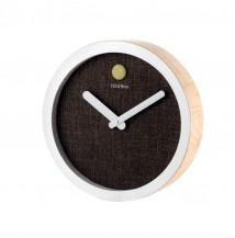 Minimalistické hodiny - Antracite