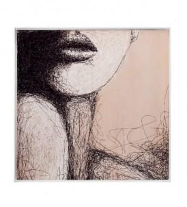 Akrylový obraz Donna č.1