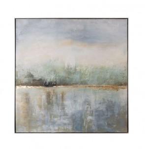 Akrylový obraz Panorama č.1