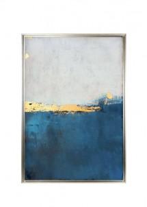 Abstraktní obraz Sunset č.1
