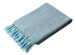 Hladký tkaný pléd Melanie - blue