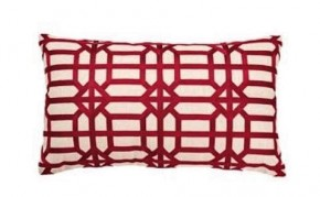 Malý dekorační polštář Lettisha